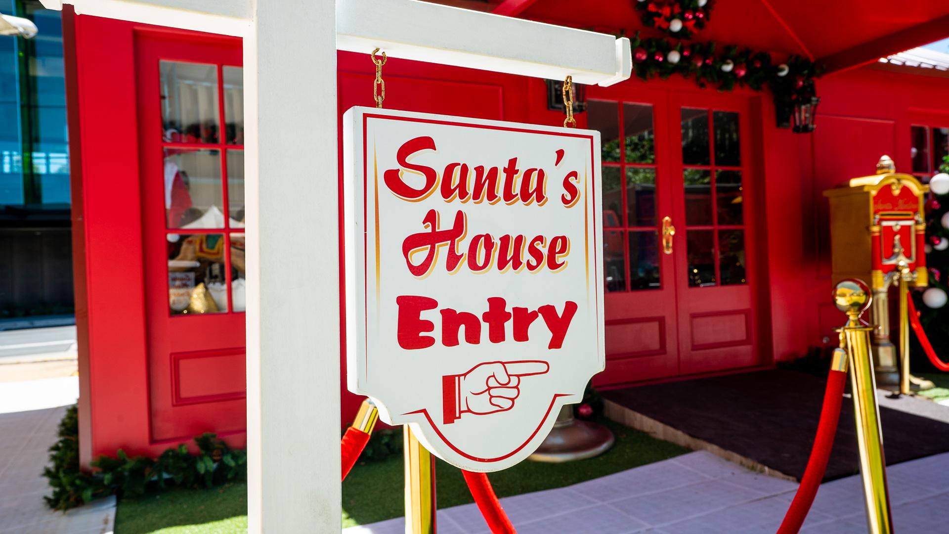 Santa's House Rouse Hill Town Centre